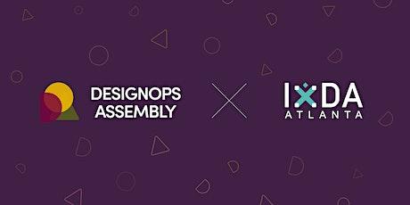 Transitioning from Designer to DesignOps tickets