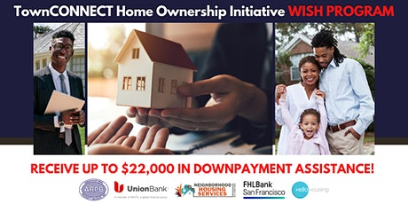 The TownCONNECT Homeownership Initiative Workshop Series Tickets