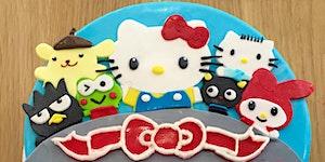 Hello Kitty's Supercute Friendship Cupcake & Cake...