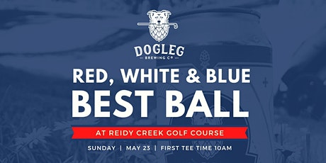 Red White & Blue Best Ball at Reidy Creek tickets