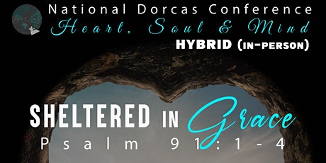 Heart, Soul & Mind Hybrid National Women's Conference 2021 tickets