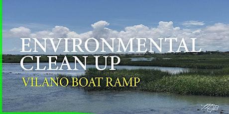 Environmental Clean Up - Vilano Boat Ramp tickets