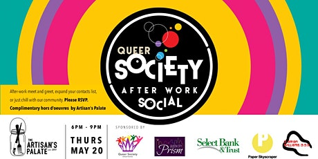 Queer Society Charlotte and Queen City Prism Present: After Work Social! tickets