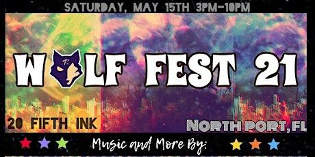 Wolf Fest 2021 tickets