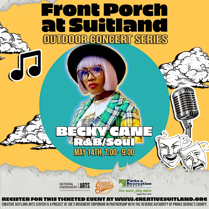 Front Porch at Suitland: BECKY CANE image