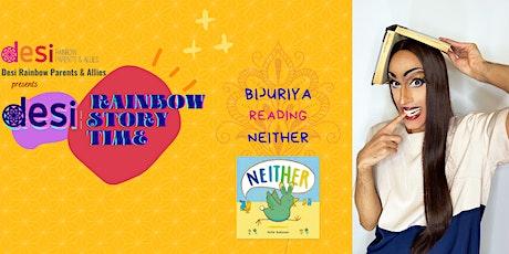 Desi Rainbow Story Time With Bijuriya tickets