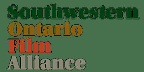 Southwestern Ontario Film Alliance Regional Town  Hall tickets