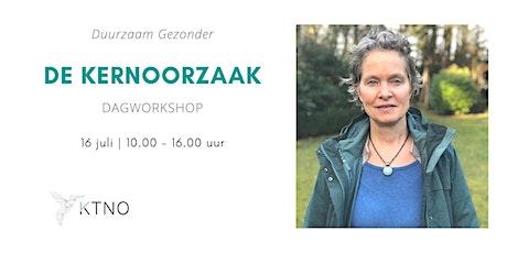 Workshop Duurzaam Gezonder | De Kernoorzaak tickets