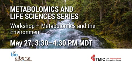 Metabolomics and the Environment tickets