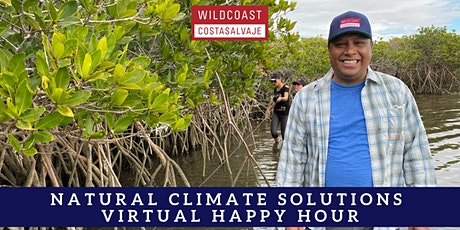 NATURAL CLIMATE SOLUTIONS VIRTUAL HAPPY HOUR tickets