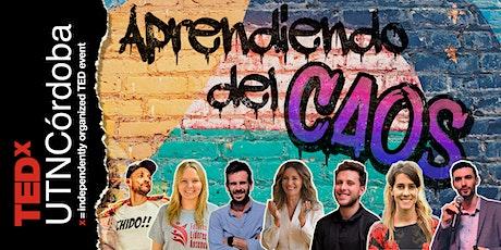 #TEDxUTNCórdoba tickets