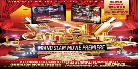 Grand Slam Red Carpet Movie Premiere 5pm showing tickets