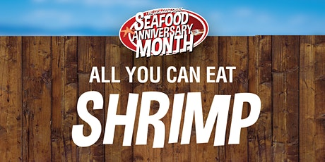 ALL YOU CAN EAT SHRIMP AT TWO FISH!! tickets
