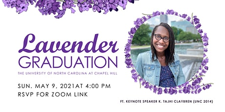 Lavender Graduation 2021 tickets