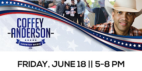 FREE Coffey Anderson Country Concert tickets