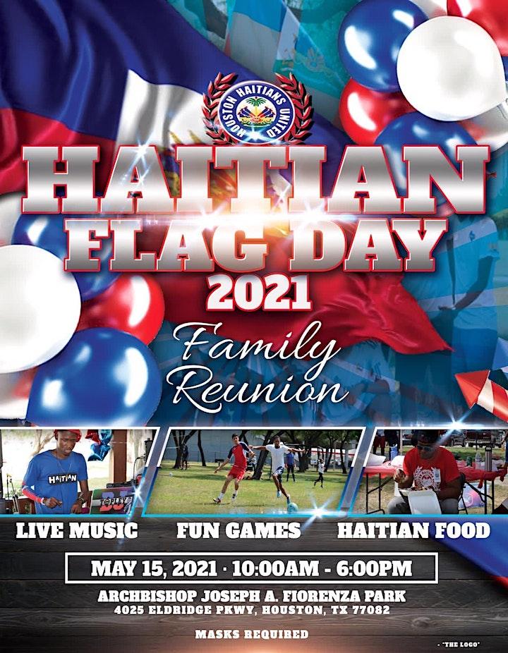 Haitian Flag Day Celebration image