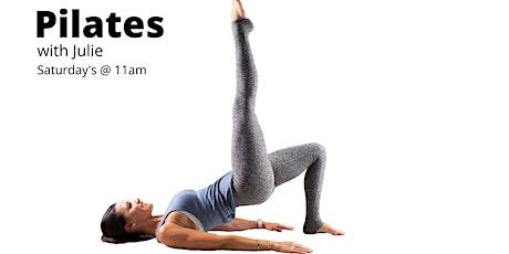 Virtual Pilates tickets