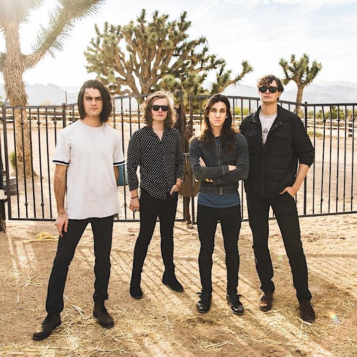 Dirty Honey – California Dreamin Tour image