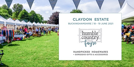 Humble Country Summer Fayre 18-19 June 2021 tickets