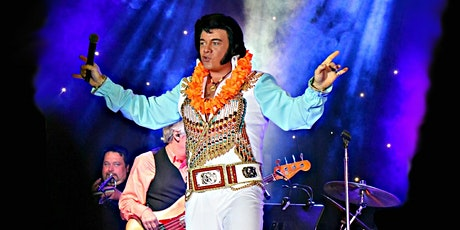 Elvis Tribute Artists Competition DAVID LEE 17th Big E Fest  5-Event Ticket tickets