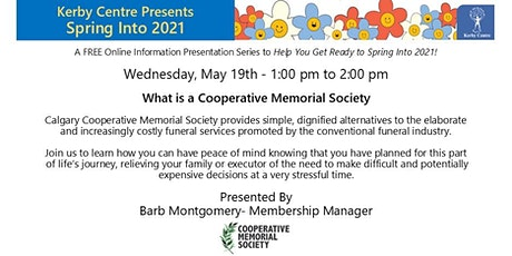 What is a Cooperative Memorial Society? tickets