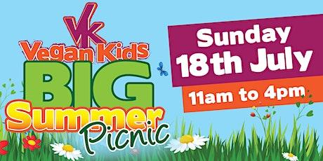 Vegan Kids Big Summer Picnic tickets