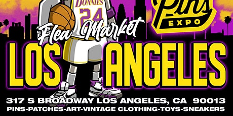 "Patches & Pins Flea Market at Night ""Purple n Gold Sundays"" tickets"