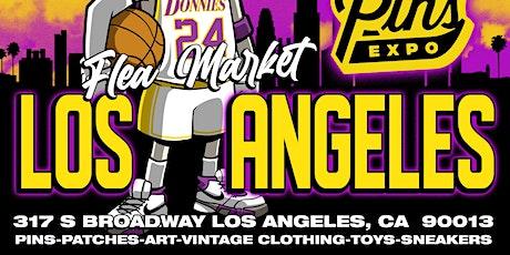 "Patches & Pins Flea Market at Night ""Purple n Gold Sundays"" tickets"