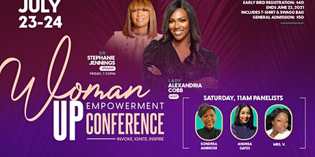 Woman Up  Empowerment Conference tickets