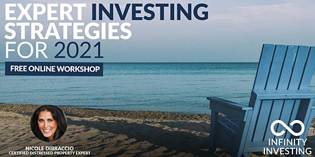 Expert Investing Strategies for 2021 - 05.08.2021 tickets