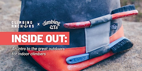 Inside Out: An introduction to the great outdoors for indoor climbers tickets