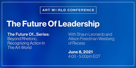 The Future of Leadership tickets