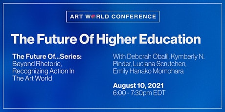 The Future of Higher Education tickets