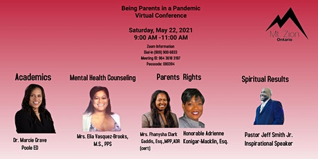 Parents Conference tickets
