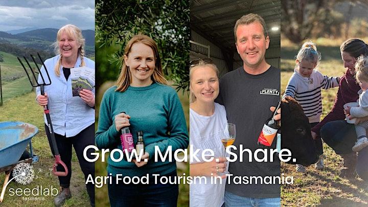 Growing the Tasmanian Agritourism Experience. image