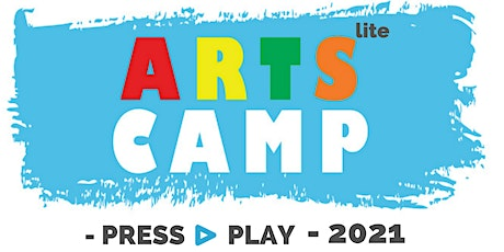 Arts Camp lite: Press Play tickets