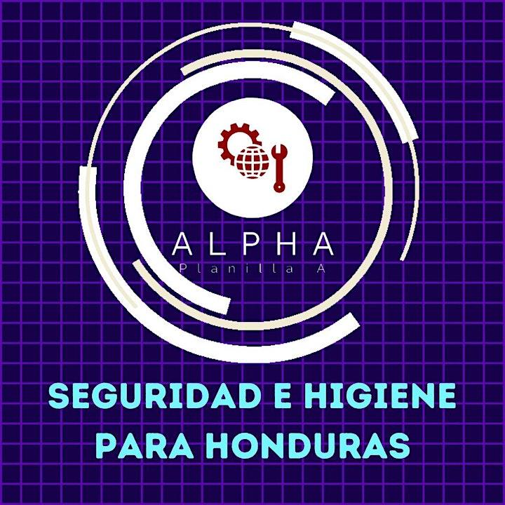 Actividad de Vinculacion: Seguridad e Higiene para Honduras image