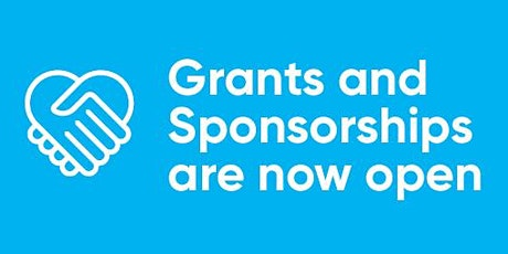 CN Grants and Sponsorships - Community Online Workshop - Session 1 tickets
