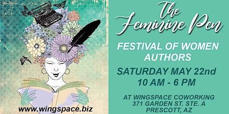 The Feminine Pen - Festival of Women Authors tickets