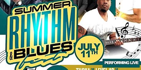Summer Rhythm & Blues Fest tickets