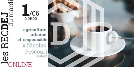 REC DEJ #06 : Agriculture urbaine & responsable billets
