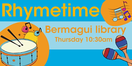 Rhymetime @ Bermagui Library tickets