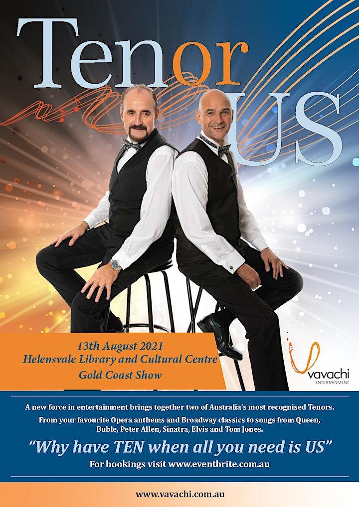 TenorUS in Concert-Gold Coast Performance image