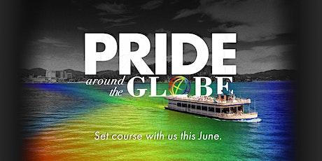 PRIDE Around the Globe - Boat Cruise Kickoff tickets