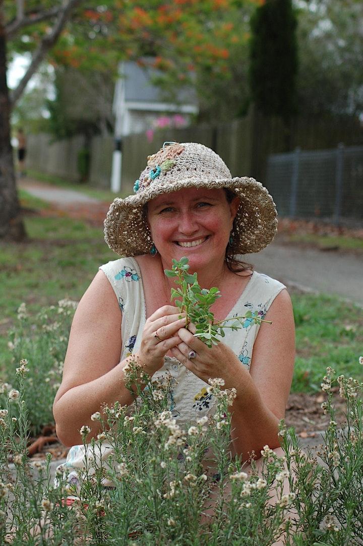 Gardening and Art - Medicinal Flowers image