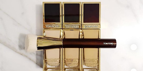 Introduction to Tom Ford's Shade and Illuminate Foundation tickets