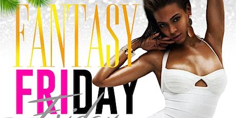 Fantasy Fridays @ Azura Bar and Lounge tickets