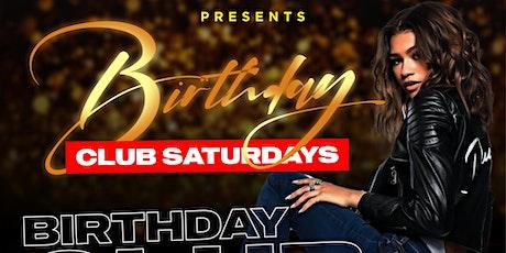 Birthday Club Saturday tickets