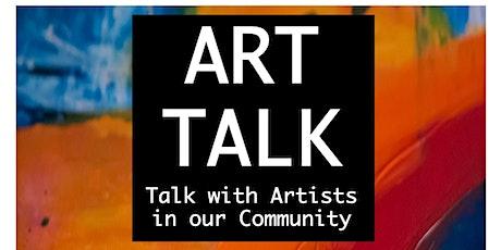 Art Talk with Art Show Artists tickets