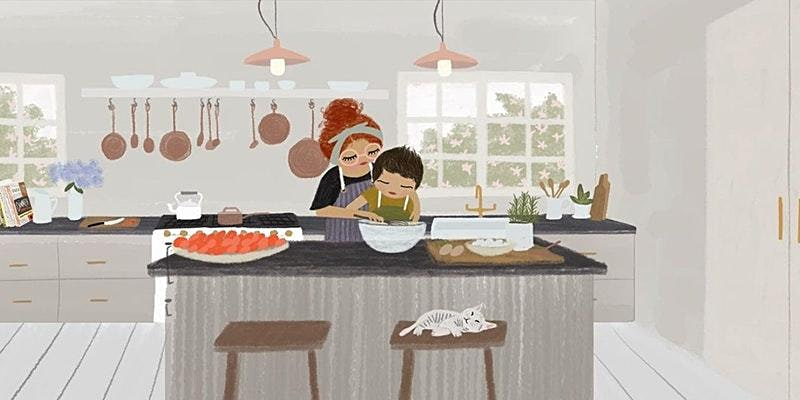 Virtual Kids Club: Cooking with Kate